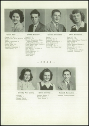 Page 14, 1944 Edition, Shortsville High School - Hi Lo Yearbook (Shortsville, NY) online yearbook collection