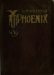 1921 Edition, Cumberland University - Phoenix Yearbook (Lebanon, TN)