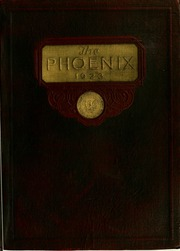 1923 Edition, Cumberland University - Phoenix Yearbook (Lebanon, TN)