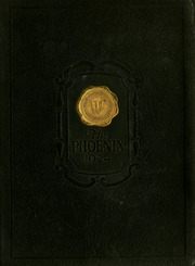 1924 Edition, Cumberland University - Phoenix Yearbook (Lebanon, TN)
