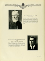 Page 16, 1924 Edition, Cumberland University - Phoenix Yearbook (Lebanon, TN) online yearbook collection