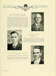 Page 17, 1924 Edition, Cumberland University - Phoenix Yearbook (Lebanon, TN) online yearbook collection