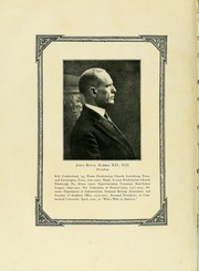 Page 6, 1924 Edition, Cumberland University - Phoenix Yearbook (Lebanon, TN) online yearbook collection