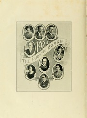 Page 8, 1924 Edition, Cumberland University - Phoenix Yearbook (Lebanon, TN) online yearbook collection