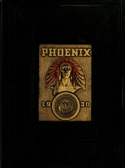 1930 Edition, Cumberland University - Phoenix Yearbook (Lebanon, TN)