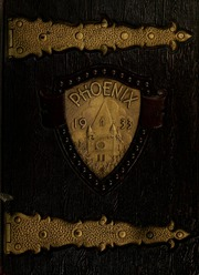 1933 Edition, Cumberland University - Phoenix Yearbook (Lebanon, TN)