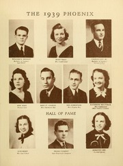 Page 9, 1939 Edition, Cumberland University - Phoenix Yearbook (Lebanon, TN) online yearbook collection