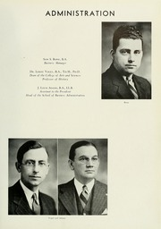 Page 17, 1941 Edition, Cumberland University - Phoenix Yearbook (Lebanon, TN) online yearbook collection