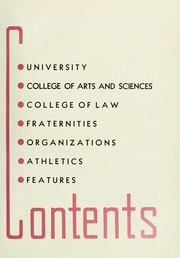 Page 9, 1941 Edition, Cumberland University - Phoenix Yearbook (Lebanon, TN) online yearbook collection