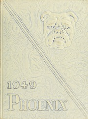 Page 1, 1949 Edition, Cumberland University - Phoenix Yearbook (Lebanon, TN) online yearbook collection