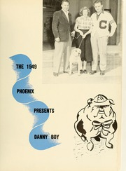 Page 5, 1949 Edition, Cumberland University - Phoenix Yearbook (Lebanon, TN) online yearbook collection
