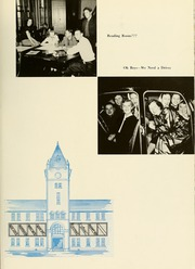 Page 11, 1951 Edition, Cumberland University - Phoenix Yearbook (Lebanon, TN) online yearbook collection