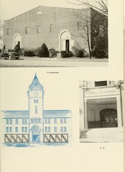 Page 13, 1951 Edition, Cumberland University - Phoenix Yearbook (Lebanon, TN) online yearbook collection