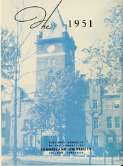 Page 6, 1951 Edition, Cumberland University - Phoenix Yearbook (Lebanon, TN) online yearbook collection