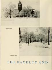 Page 8, 1951 Edition, Cumberland University - Phoenix Yearbook (Lebanon, TN) online yearbook collection