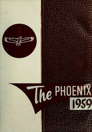 Page 1, 1959 Edition, Cumberland University - Phoenix Yearbook (Lebanon, TN) online yearbook collection