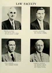 Page 13, 1959 Edition, Cumberland University - Phoenix Yearbook (Lebanon, TN) online yearbook collection