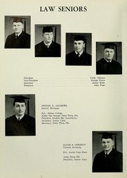 Page 16, 1959 Edition, Cumberland University - Phoenix Yearbook (Lebanon, TN) online yearbook collection