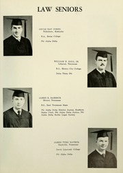 Page 17, 1959 Edition, Cumberland University - Phoenix Yearbook (Lebanon, TN) online yearbook collection