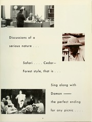 Page 13, 1966 Edition, Cumberland University - Phoenix Yearbook (Lebanon, TN) online yearbook collection