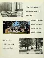 Page 14, 1966 Edition, Cumberland University - Phoenix Yearbook (Lebanon, TN) online yearbook collection