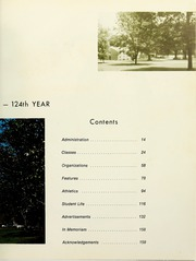 Page 7, 1966 Edition, Cumberland University - Phoenix Yearbook (Lebanon, TN) online yearbook collection