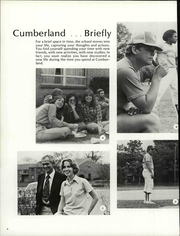 Page 10, 1978 Edition, Cumberland University - Phoenix Yearbook (Lebanon, TN) online yearbook collection