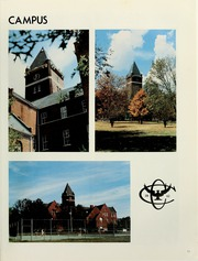 Page 17, 1981 Edition, Cumberland University - Phoenix Yearbook (Lebanon, TN) online yearbook collection