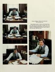 Page 9, 1981 Edition, Cumberland University - Phoenix Yearbook (Lebanon, TN) online yearbook collection