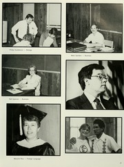 Page 25, 1985 Edition, Cumberland University - Phoenix Yearbook (Lebanon, TN) online yearbook collection