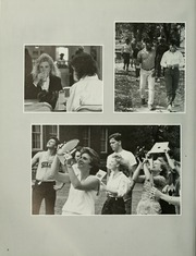 Page 12, 1987 Edition, Cumberland University - Phoenix Yearbook (Lebanon, TN) online yearbook collection
