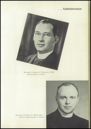 Page 15, 1946 Edition, Holy Family High School - Achillean Yearbook (Auburn, NY) online yearbook collection