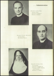 Page 17, 1946 Edition, Holy Family High School - Achillean Yearbook (Auburn, NY) online yearbook collection