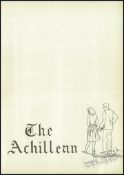 Page 5, 1946 Edition, Holy Family High School - Achillean Yearbook (Auburn, NY) online yearbook collection