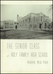Page 6, 1946 Edition, Holy Family High School - Achillean Yearbook (Auburn, NY) online yearbook collection