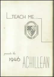 Page 7, 1946 Edition, Holy Family High School - Achillean Yearbook (Auburn, NY) online yearbook collection