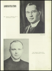 Page 13, 1950 Edition, Holy Family High School - Achillean Yearbook (Auburn, NY) online yearbook collection