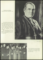 Page 9, 1950 Edition, Holy Family High School - Achillean Yearbook (Auburn, NY) online yearbook collection