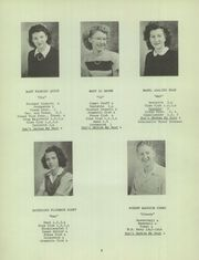 Page 12, 1947 Edition, Nichols High School - Comet Yearbook (Nichols, NY) online yearbook collection