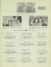 Page 9, 1947 Edition, Nichols High School - Comet Yearbook (Nichols, NY) online yearbook collection