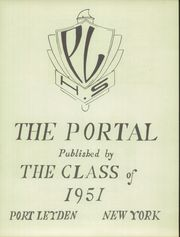 Page 5, 1951 Edition, Port Leyden High School - Portal Yearbook (Port Leyden, NY) online yearbook collection