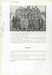 Page 12, 1942 Edition, Young High School - Castle Echoes Yearbook (New Rochelle, NY) online yearbook collection