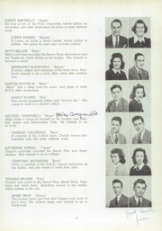 Page 15, 1942 Edition, Young High School - Castle Echoes Yearbook (New Rochelle, NY) online yearbook collection