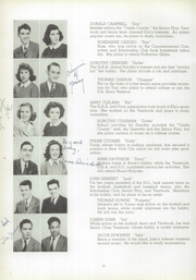 Page 16, 1942 Edition, Young High School - Castle Echoes Yearbook (New Rochelle, NY) online yearbook collection