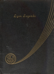 1950 Edition, Lyons Falls High School - Lyon Legends Yearbook (Lyons Falls, NY)