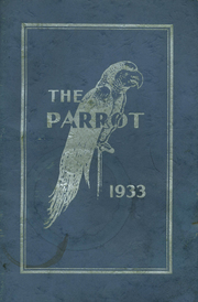 Page 1, 1933 Edition, Castleton High School - Parrot Yearbook (Castleton, NY) online yearbook collection