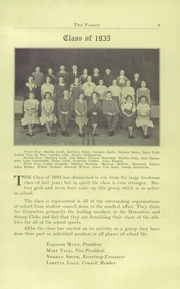 Page 11, 1933 Edition, Castleton High School - Parrot Yearbook (Castleton, NY) online yearbook collection