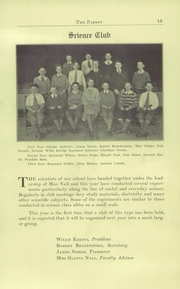 Page 17, 1933 Edition, Castleton High School - Parrot Yearbook (Castleton, NY) online yearbook collection