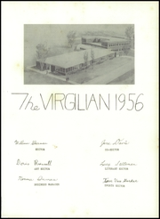 Page 5, 1956 Edition, Virgil Central High School - Virgilian Yearbook (Virgil, NY) online yearbook collection