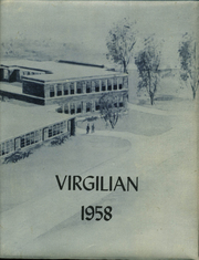 1958 Edition, Virgil Central High School - Virgilian Yearbook (Virgil, NY)